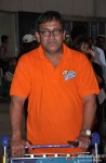 Mahesh Manjrekar with CCL Team Veer Marathi returns from Ranchi