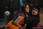 Mahie Gill Promotes Saheb Biwi Aur Gangster Returns on the sets of Hum Ne Li Hai Shapath Serial Pic 2