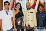 Manoj Nandwana, Kalpna Pandit, Sandeep Malani, Natty Kumar at 100 days celebration of 'Janleva 555'