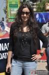 Maryam Zakaria at Rouble Nagi's art camp