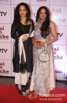Masaba Richards And Neena Gupta at 'Kai Po Che!' Movie Premiere