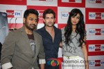 Mithoon, Neil Nitin Mukesh And Sonal Chauhan At Music Launch of 3G Movie