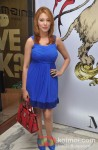 Moonmoon Dutta at 'House Of Marley' Launch