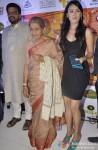 Mukesh Chaudhary, Farrukh Jaffer and Hrishitaa Bhatt at Music Launch of 'Amma Ki Boli' Pic 1