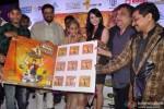 Mukesh Chaudhary, Farrukh Jaffer and Hrishitaa Bhatt at Music Launch of 'Amma Ki Boli' Pic 2