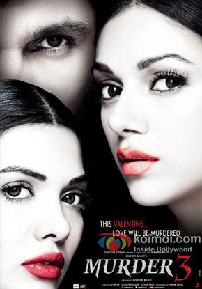 Murder 3 Review (Murder 3 Movie Poster)