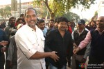 Nana Patekar and Ram Gopal Varma promote 'The Attacks Of 26/11' Pic 2