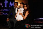 Nawazuddin Siddiqui And Bipasha Basu At 'Aatma' Trailer Launch Event Pic 1