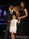 Nawazuddin Siddiqui And Bipasha Basu At 'Aatma' Trailer Launch Event
