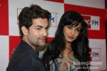 Neil Nitin Mukesh And Sonal Chauhan At Music Launch of 3G Movie Pic 2
