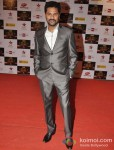 Prabhu Deva walk the Red Carpet of Big Star Awards