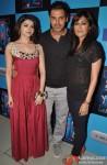 Prachi Desai, John Abraham and Chitrangada Singh Promoting 'I, Me Aur Main' Movie at Reliance Web World Centre