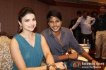 Prachi Desai and Sundeep Krishna at Oral B Smile India Campaign Launch Pic 3