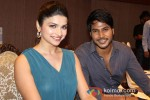 Prachi Desai and Sundeep Krishna at Oral B Smile India Campaign Launch Pic 2