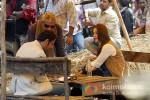 Prakash Jha, Ajay Devgan And Kareena Kapoor shoot for 'Satyagraha' in Bhopal