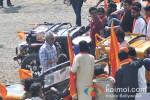 Prakash Jha shoot for 'Satyagraha' in Bhopal