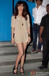 Priyanka Chopra at Sanjay Leela Bhansali's Birthday Bash Pic 2