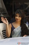 Priyanka Chopra spotted shooting for 'Gunday' Pic 1