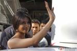 Priyanka Chopra spotted shooting for 'Gunday' Pic 2