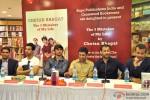 Raj Kumar Yadav, Sushant Singh Rajput, Amit Sadh, Abhishek Kapoor and Chetan Bhagat At 'The 3 Mistakes Of My Life' Book Launch Pic 1