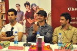 Raj Kumar Yadav, Sushant Singh Rajput and Amit Sadh At 'The 3 Mistakes Of My Life' Book Launch Pic 1