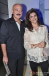 Rakesh Roshan and Pinky Roshan at Savvy Magazine bash