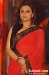 Rani Mukerji At Unveils Poster of Bhansali's Debut TV show Pic 6
