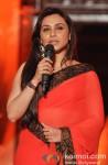 Rani Mukerji At Unveils Poster of Bhansali's Debut TV show Pic 4