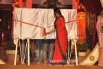 Rani Mukerji At Unveils Poster of Bhansali's Debut TV show Pic 1