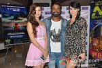 Remo D'souza And Lauren Gottlibe at the Fame Cinemas for Dolby Atmos sound special show