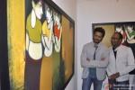 Riteish Deshmukh inaugurates a painting exhibition Pic 3