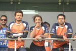 Riteish Deshmukh and Makarand Deshpande at CCL 3 Dubai and Ranchi Match