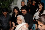 Sanjay Leela Bhansali With Mother at his Birthday Bash