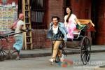 Saif Ali Khan And Sonakshi Sinha shoot for 'Bullet Raja' in Kolkata Pic 1