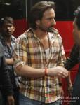 Saif Ali Khan shoot for 'Bullet Raja' in Kolkata Pic 2