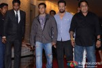 Salman Khan At Celebrates Victory of Veer Marathi and Bengal Tigers CCL Teams Pic 2