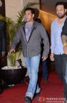 Salman Khan At Celebrates Victory of Veer Marathi and Bengal Tigers CCL Teams Pic 1