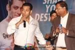 Salman Khan And T. Krishnakumar at the launch of partnership of 'Career Development' Pic 1