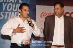 Salman Khan And T. Krishnakumar at the launch of partnership of 'Career Development' Pic 3