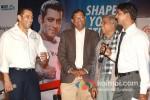 Salman Khan And T. Krishnakumar at the launch of partnership of 'Career Development' Pic 4