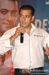 Salman Khan at the launch of partnership of 'Career Development' Pic 2