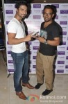 Salman Yusuf Khan And Dharmesh Yelande at the Fame Cinemas for Dolby Atmos sound special show