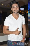 Salman Yusuf Khan at the Fame Cinemas for Dolby Atmos sound special show