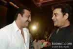 Sanjay Dutt, Ravi Kishan At Music Launch of Zila Ghaziabad