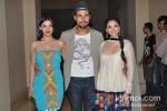 Sarah Loren, Randeep Hooda, Aditi Rao Hydari At Murder 3's Music Success Bash Pic 4