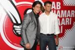 Shah Rukh Khan and Rahul Dravid At UCC Opening Ceremony In Mumbai Pic 2