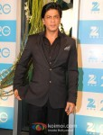Shah Rukh Khan at the Zee TV 20 Yrs Celebration Party