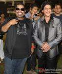 Shankar Mahadevan and Shah Rukh Khan At UCC Opening Ceremony In Mumbai