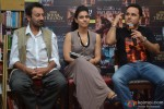 Shekhar Kapur, Kajol and Amish Tripathi launches the book 'The Oath Of The Vayuputras' Pic 2