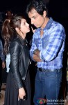 Shruti Hassan and Sonu Sood At Celebrates Victory of Veer Marathi and Bengal Tigers CCL Teams